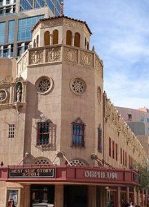 the Orpheum Theater — in downtown Phoenix, Arizona