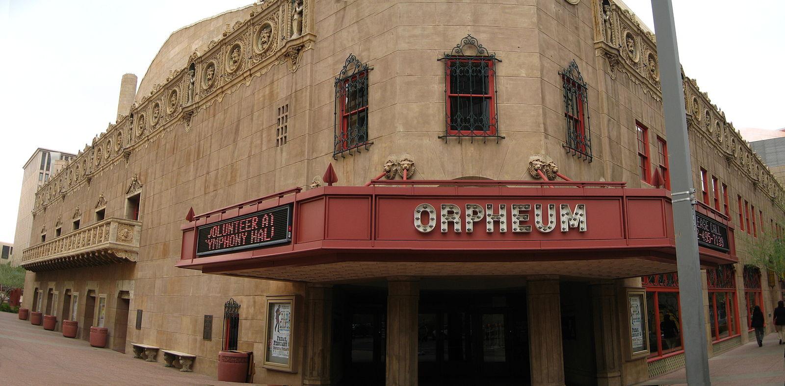 The Orpheum Theatre Phoenix - Photo