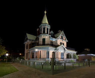 The Rosson House - Photo