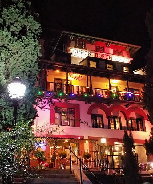 The Copper Queen Hotel - Photo