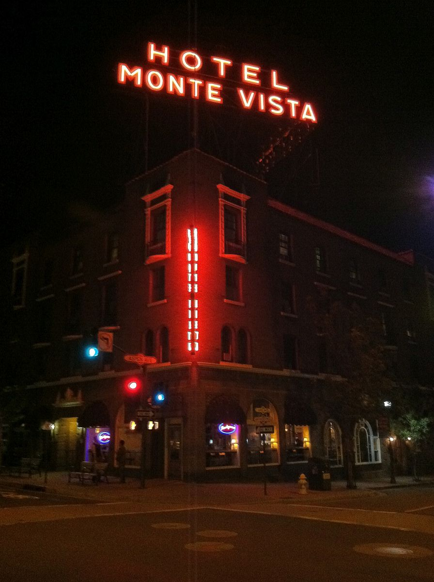 The Hotel Monte Vista - Photo